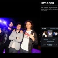 STYLE.COM / ART BASEL